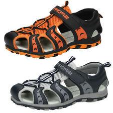 Scarpe Sandali arancione per bambini dai 2 ai 16 anni