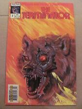 Terminator #7 NOW Comics 1988 Series NEWSSTAND EDITION