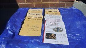 Minelab Metal Detector Gold Prospecting Maps, Dunolly, Maryborough, ETC.......
