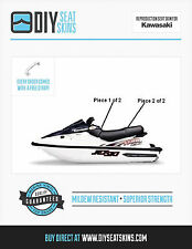 KAWASAKI SS XI ZXI XIR 750 BLACK Seat Skin Cover 93 94+ FREE EMAILED PDF MANUAL!