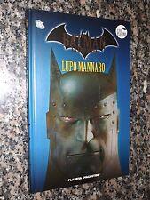"""BATMAN LA LEGGENDA """" LUPO MANNARO """" N° 96 PLANETA DeAGOSTINI"""