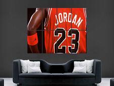 MICHAEL JORDAN BASKETBALL GIANT WALL POSTER ART PICTURE PRINT LARGE HUGE