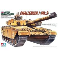 "Tamiya 35154 British Main Battle Tank ""Challenger 1"" 1/35"