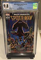 Miles Morales Spider-Man #18 CGC 9.8 NM/MT One Per Store Lim Birthday Variant