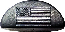 USA Flag, Engraved Subdued,JP-4, Slug Plug Fits Glock Gen 1-3, Model 20SF & 21SF