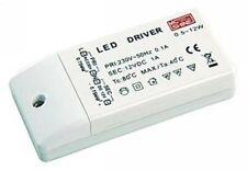 LED Trafo elektronisch konstante Spannung 230V/AC auf  12V/DC Leistung 0,5-12 W