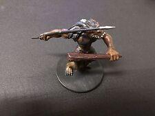 D&D Dungeons & Dragons Miniatures War of the Dragon Queen Ogre Skirmisher #51