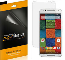 6X Supershieldz HD Clear Screen Protector For Motorola Moto X (2nd Generation)