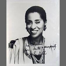 TV Star & Singer Marla Gibbs Autographed 8X10 Photo
