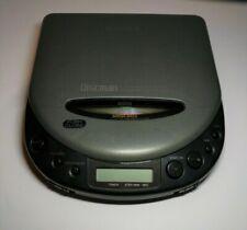 Sony D-111 Discman Portable CD Walkman Player TESTED!
