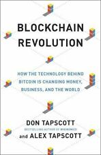 Blockchain Revolution: How the Technology Behind Bitcoin Is Changing Mon .. NEW