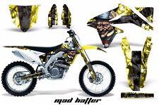 Suzuki Graphic Kit AMR Racing Bike Decal RMZ 450 Decal MX Part 08-13 MADHATTER B