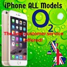 O2 / Tesco / GiffGaff UK Apple iPhone 6S 6S+ Factory Unlock Service Clean IMEI