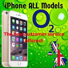 O2/Tesco/GiffGaff uk Apple Iphone 6S 6S+ DESBLOQUEADO EN FÁBRICA SERVICIO IMEI LIMPIO