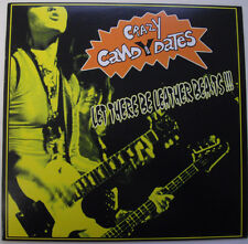 """CRAZY CANDYDATES Let there be leather beasts 10""""LP (2002 Nille Records) neu!"""