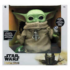 Star Wars The Mandalorian, The Child Baby Yoda 11'' Plush Accessories - NEW TOY