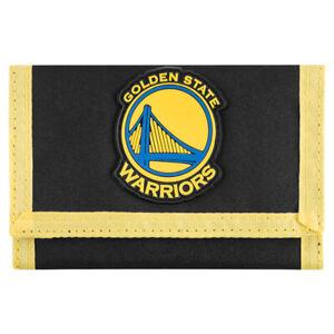 Golden State Warriors NBA Brieftasche Portemonnaie 8011660-GSW schwarz neu