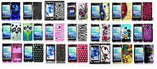 Hard Protector Faceplate Cover Phone Case for LG Lucid 2 II VS870 VS-870