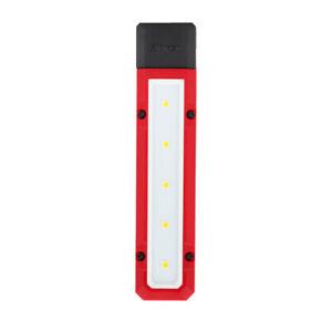 Milwaukee FL-LED Stableuchte, 2 x AA-Alkaline Batterien, 300 Lumen, Trueview