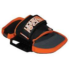 "NEW $170 Liquid Force Kiteboarding ""Fusion"" Kite Footpad & Gurt L/XL Pad Strap"