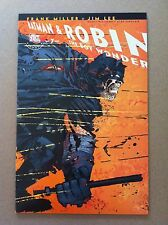 ALL-STAR BATMAN & ROBIN THE BOY WONDER #7 FRANK MILLER 1:10 VARIANT COVER 1ST FN