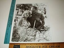 Modern 8x10 Beautiful Marilyn Monroe & Arthur Miller The Misfits Movie Photo