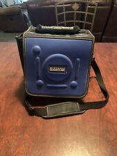Official Nintendo GameCube System Carrying Case Travel Bag Vinyl