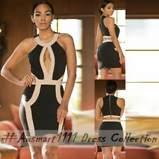 Sleeveless Casual Summer Clubwear Keyhole Neckline Sexy Little Bodycon Dress