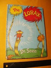 "Book-Dr. Seuss ""The Lorax"", 1971 1st Edition, Lake Erie original"