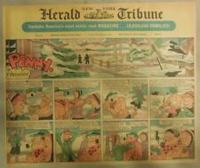 (52) Penny Sundays by Haenigson from 1952 Half Page Size! Complete Year !