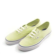 b0d905de4e Vans Authentic Shadow Lime  White Women s SK8 Size 8.5 NWB