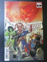 Avengers #21 - September 2019 - Marvel Comics # 9A3