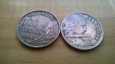 100 FRANCS COCHET 1954 B