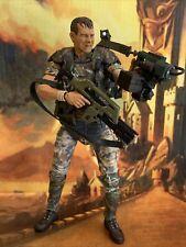"""NECA Aliens Private William Hudson Space Marine 7"""" Series 1"""