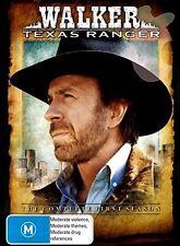 WALKER TEXAS RANGER : SEASON 1 -   DVD - UK Compatible & Sealed