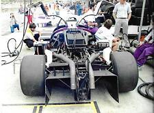 More details for silk cut jaguar xjr6 photographs 6 1986 1000km brands hatch group c engine body