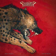 SHAMAN'S HARVEST - RED HANDS BLACK DEEDS   CD NEU