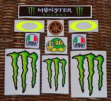 *NEW 2017 - 2018* VALENTINO ROSSI  HELMET KIT SET COMPLETE STICKER DECAL VR46