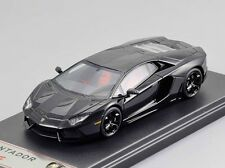 Lamborghini Aventador LP700-4 black FrontiArt  F003-04 1:43