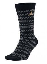 Nike Air Jordan 10 City Pack Basketball Socks UK 8 - 11 EUR 42 - 46 806407 010
