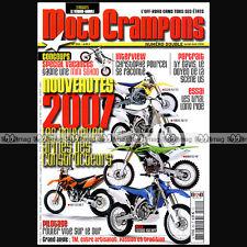 MOTO CRAMPONS N°250 JAP 500 SPEEDWAY TY DAVIS  BETA 270 CHRISTOPHE POURCEL 2006