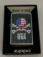 ZIPPO Cigarette Lighter BRADFORD. PA Sterling ZIPPO Collectible Made in USA