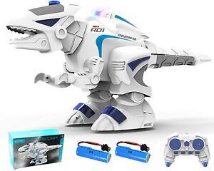 4DRC R1 machine Dinosaur Walking pet robot Children's toy robot Remote control