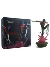 Sideshow Collectibles Nightcrawler Comiquette Marvel Sample X-Men New In Box