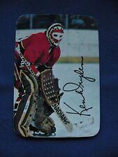 1977 Topps Ken Dryden Canadians card #5 Glossy Hockey mini S&H $1 NHL 1231745
