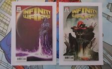 Infinity Wars #1 Martin Variant & Infinity Wars #2 Putri Variant new B&B. 🔥
