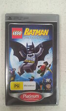 Lego Batman The Videogame PSP Game