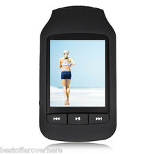 Hott Mu1037 Portable 1.8 inch Sport Bluetooth Fm 8G Storage Mp3 Music Player