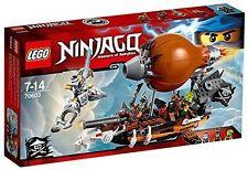 Lego Ninjago 70603: RAID Zeppelin-totalmente Nuevo