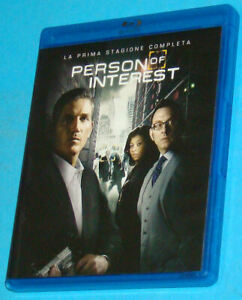 Person of Interest - Stagione 1 - Blu-ray disc